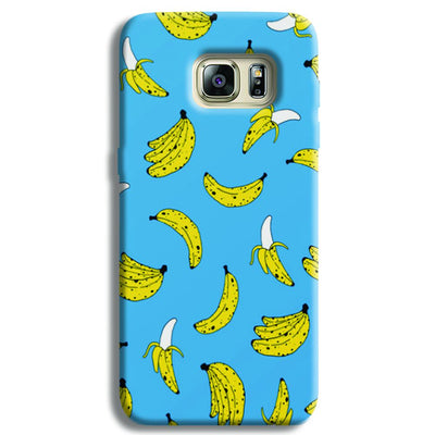Banana surface Samsung S6 Edge Case