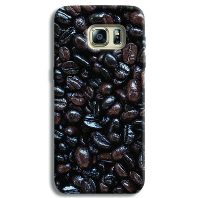 Coffee Beans Samsung S6 Edge Case