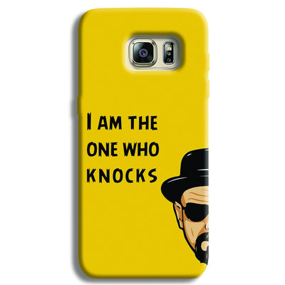 I Am The One Who Knocks Samsung S6 Edge Case
