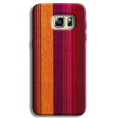 Bright Handloom Samsung S6 Edge Case