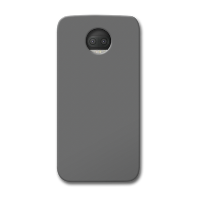 Medium Grey Moto G5s Plus Case