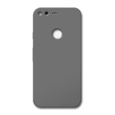 Medium Grey Google Pixel Case
