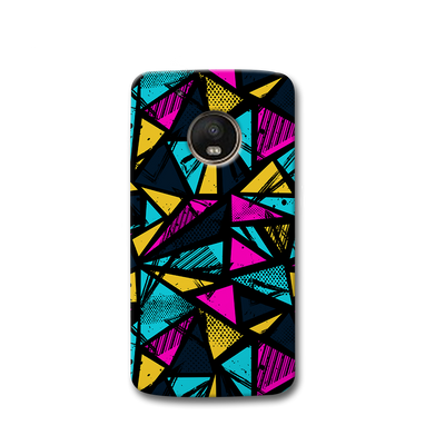 Abstract Moto G5s Case
