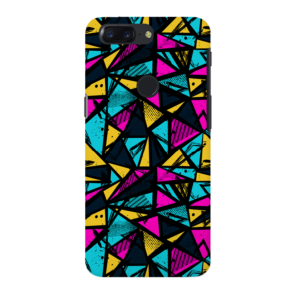 Abstract OnePlus 5T Case