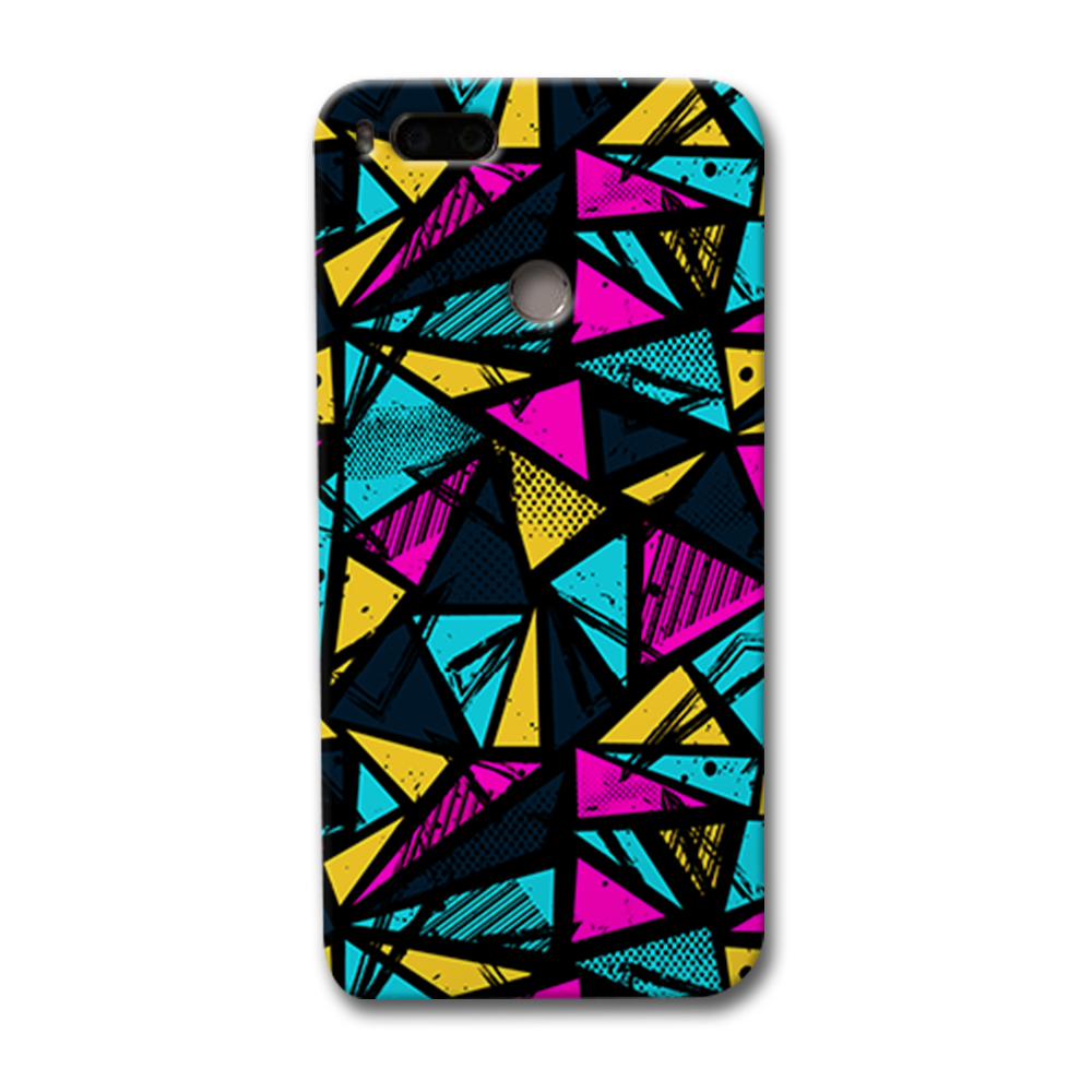 Abstract Redmi Mi A1 Case