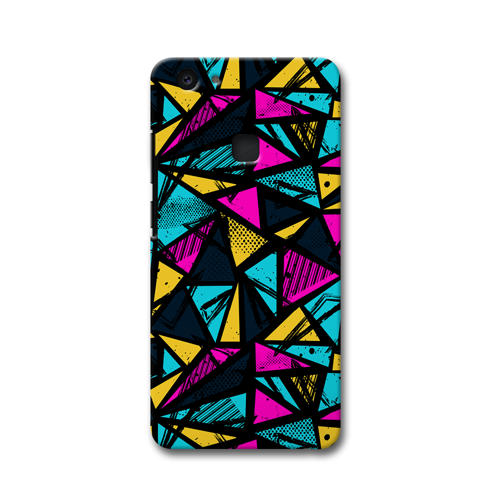 Abstract Vivo V7 Plus Case