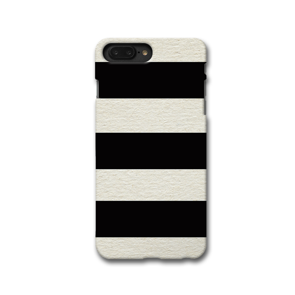 Black & White  Apple iPhone 8 Plus Case