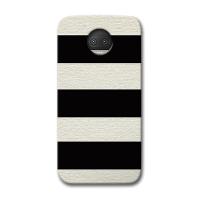 Black & White  Moto G5s Plus Case