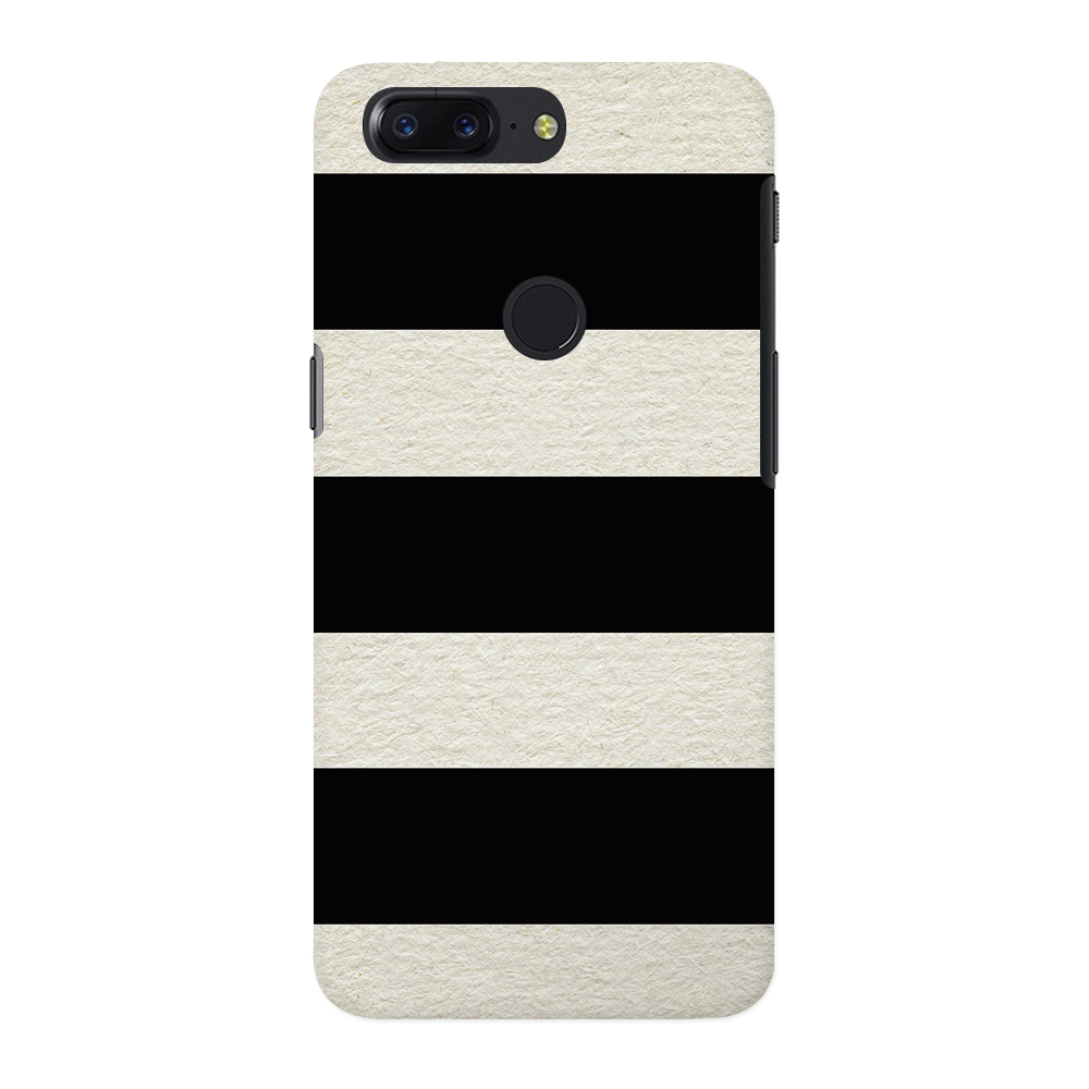 Black & White  OnePlus 5T Case