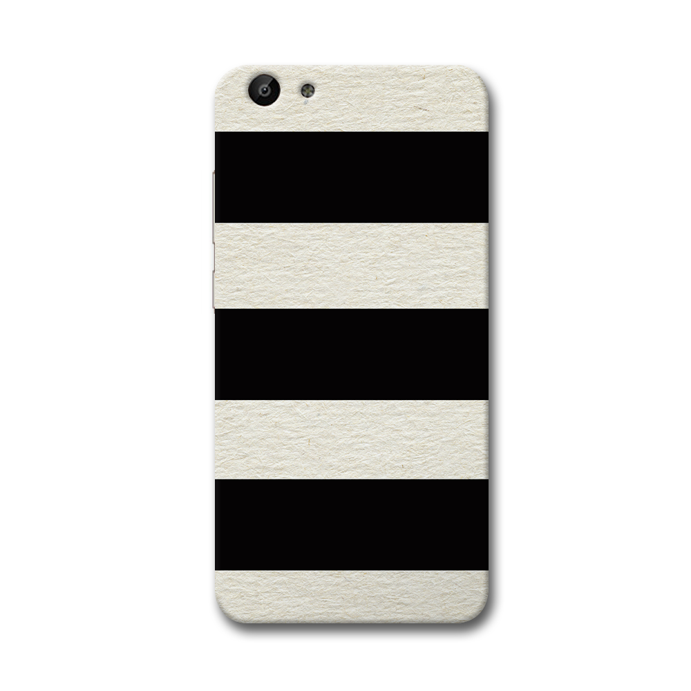 Black & White  Vivo Y69 Case