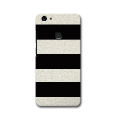 Black & White  Vivo V7 Plus Case
