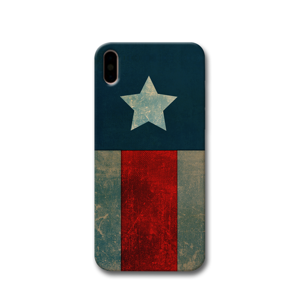Captain America Apple iPhone X Case