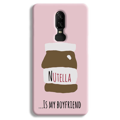 Nutella OnePlus 6 Case