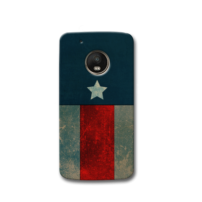 Captain America Moto G5s Case