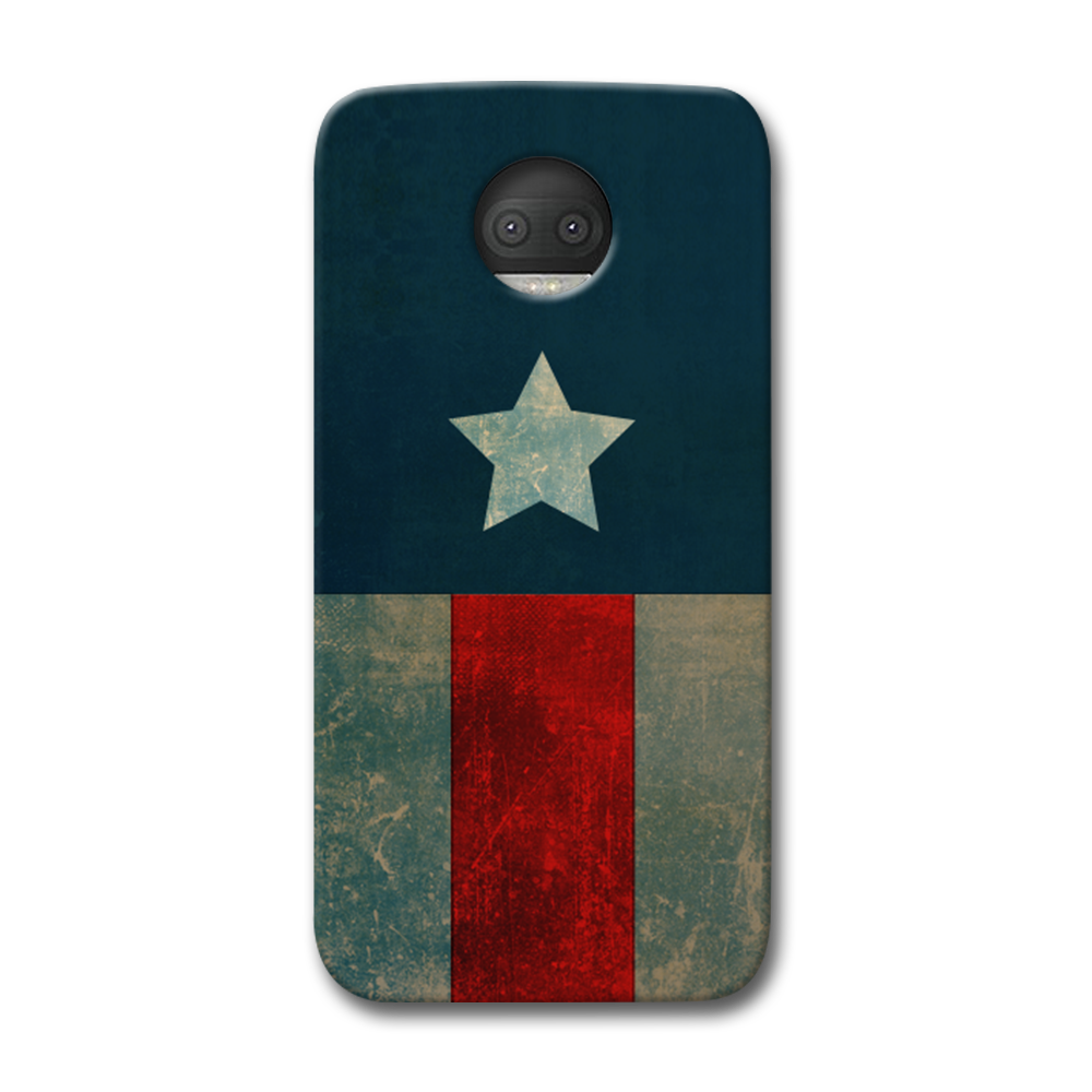 Captain America Moto G5s Plus Case