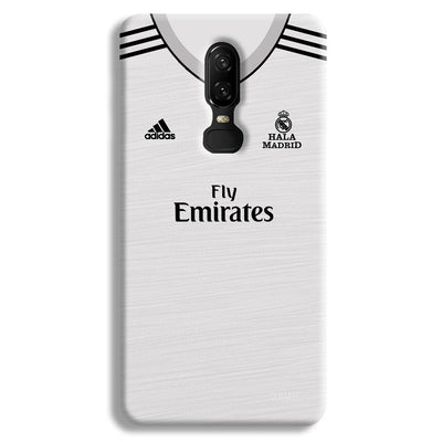 Real Madrid Home OnePlus 6 Case