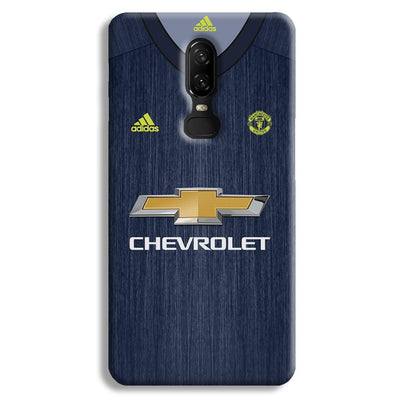 Manchester United Third OnePlus 6 Case