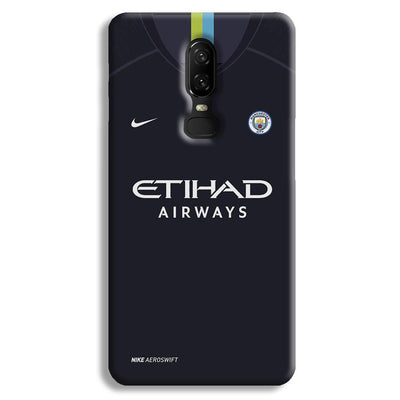 Manchester City OnePlus 6 Case