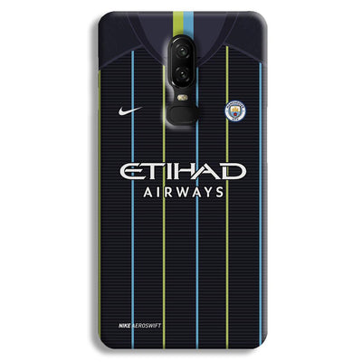 Manchester City Away OnePlus 6 Case