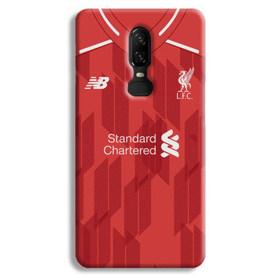 Liverpool Home OnePlus 6 Case