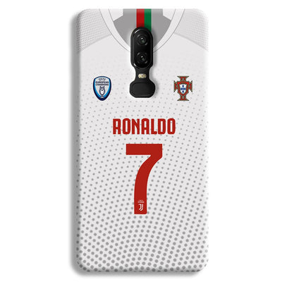Portugal Away OnePlus 6 Case