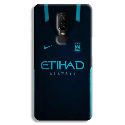 Manchester City Away Jersey OnePlus 6 Case