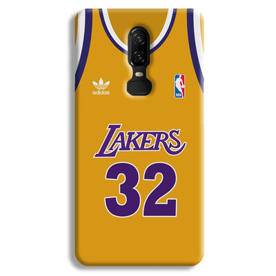 Lakers OnePlus 6 Case