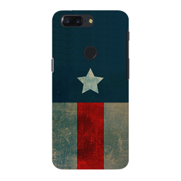 Captain America OnePlus 5T Case