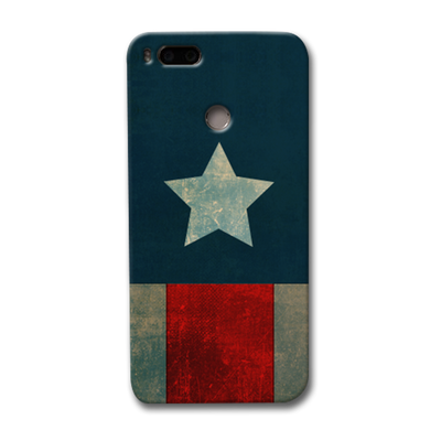 Captain America Redmi Mi A1 Case