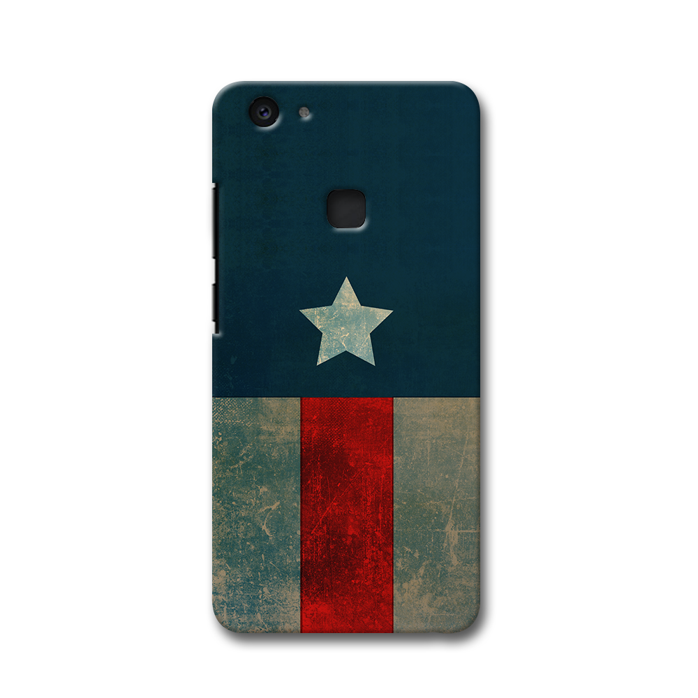 Captain America Vivo V7 Plus Case