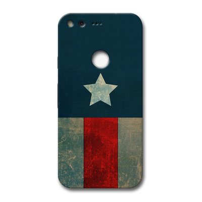 Captain America Google Pixel Case