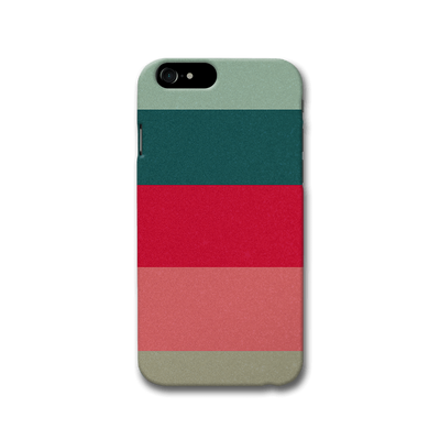Colored Strips Apple iPhone 8 Case