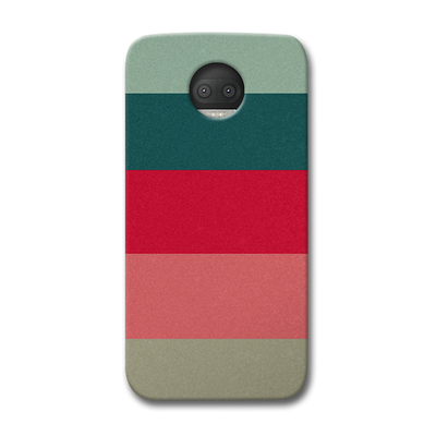 Colored Strips Moto G5s Plus Case