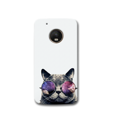 Cool Cat Moto G5s Case