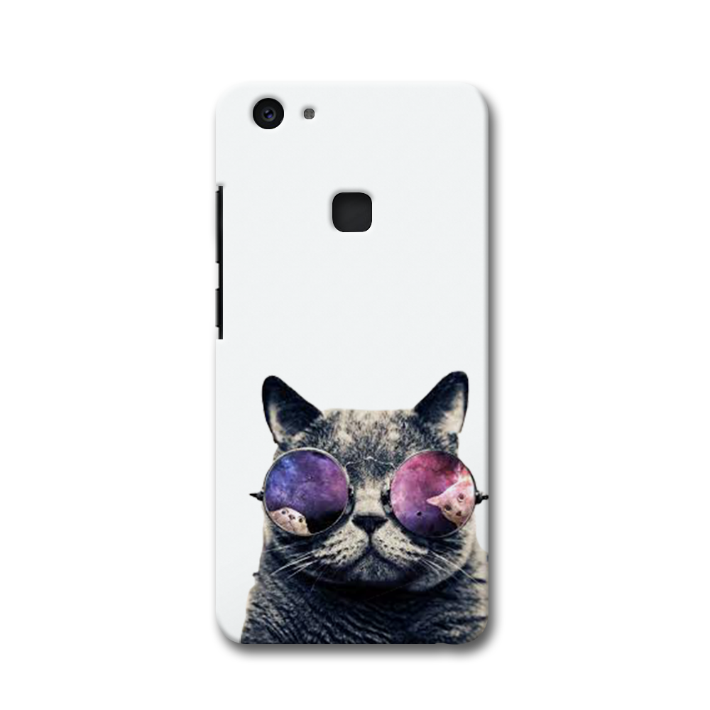 Cool Cat Vivo V7 Plus Case