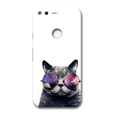 Cool Cat Google Pixel Case