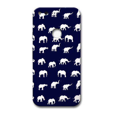 Elephant Pattern Google Pixel Case