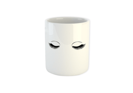 Eye Lashes Mug