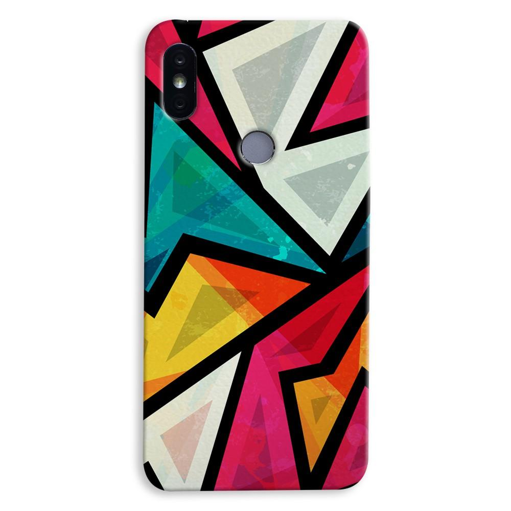 Angular Pattern Xiaomi Redmi Y2 Case