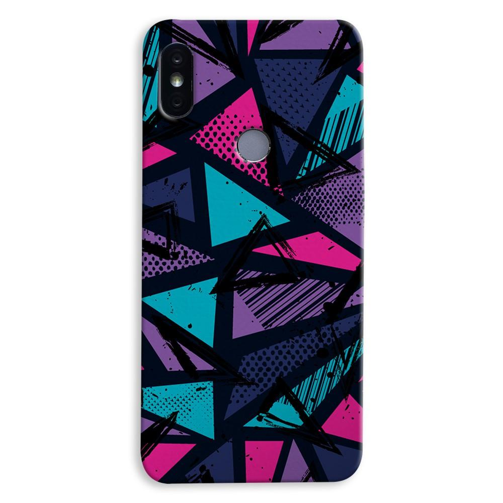Blues Pattern Xiaomi Redmi Y2 Case