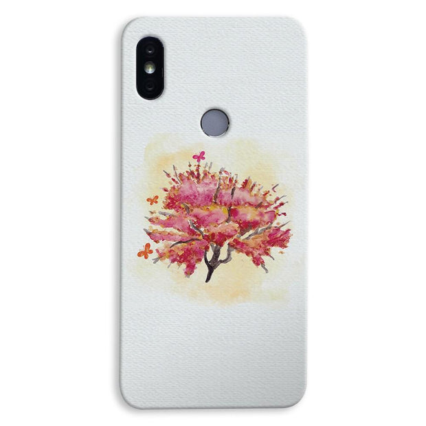 Butterfly Bush Xiaomi Redmi Y2 Case