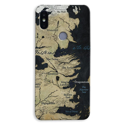 Game of Thrones Map Xiaomi Redmi Y2 Case