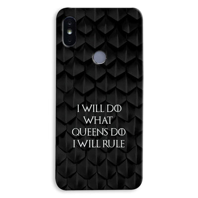 The North Remembers Xiaomi Redmi Y2 Case