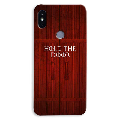 Hold The Door Xiaomi Redmi Y2 Case