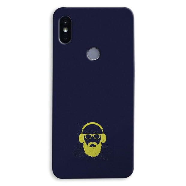 Bearded Man Xiaomi Redmi Y2 Case