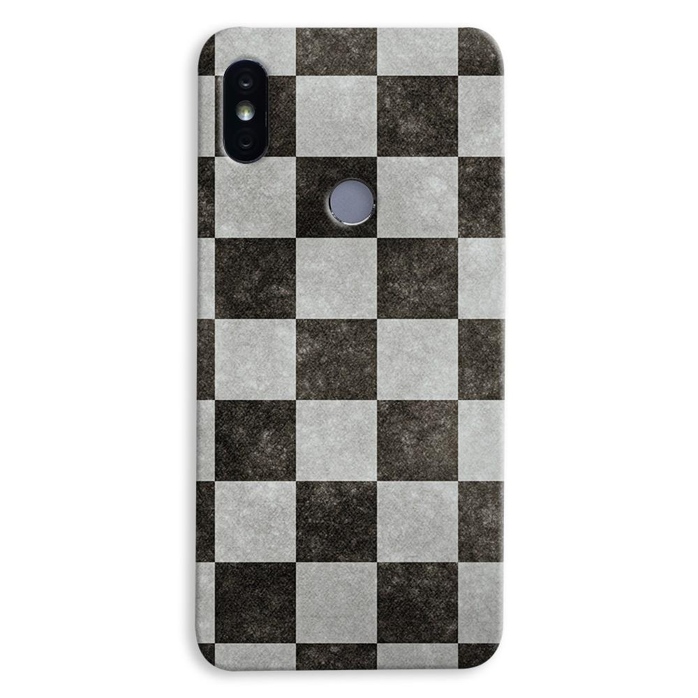Checkered  Xiaomi Redmi Y2 Case