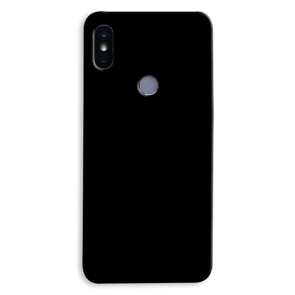 Black Xiaomi Redmi Y2 Case