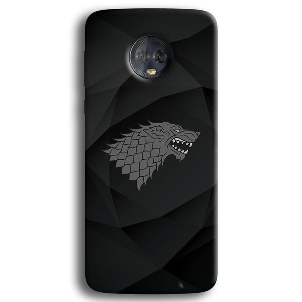 House Stark Moto G6 Plus Case