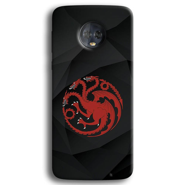 House Targaryen Moto G6 Plus Case