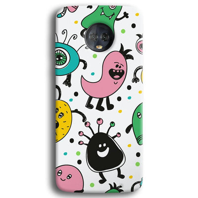 The Monsters Moto G6 Plus Case